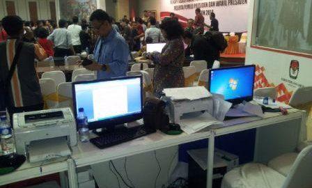 sewa komputer di jakarta oleh kpu pusat